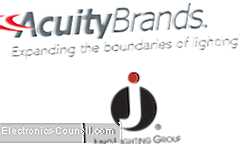 Acuity Brands iegādājoties Juno Lighting Group
