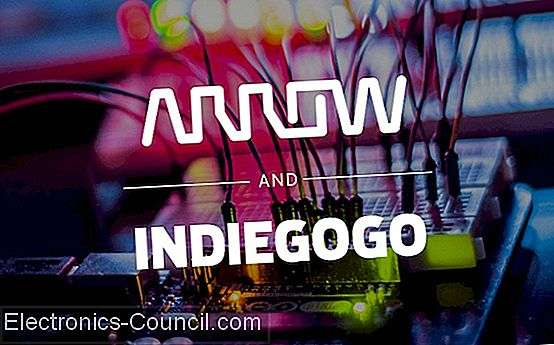 "Partnerstvo Arrow-Indiegogo prinaša novo platformo ""crowdfund-to-production"" za zagonsko skupnost"