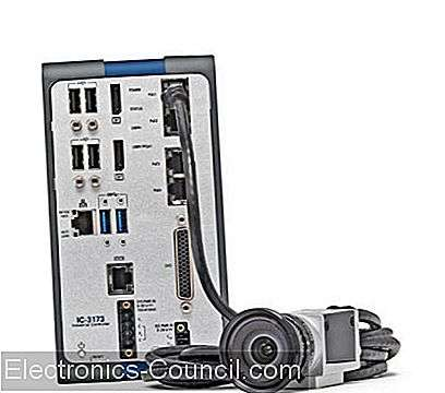 Controlerul industrial are Ethernet, Core i7, USB 3.0