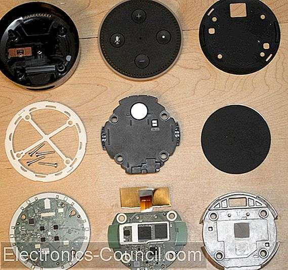 Teardown вторник: Amazon Echo Dot v2