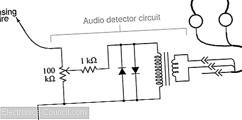 Sensing AC Electric Fields